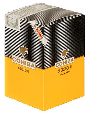 Сигары  Cohiba Siglo III вид 3
