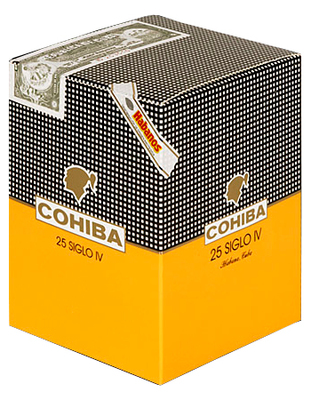 Сигары  Cohiba Siglo IV вид 3