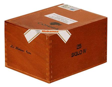 Сигары  Cohiba Siglo IV вид 4