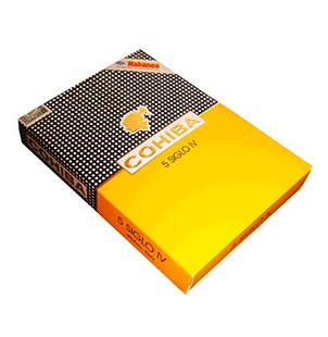 Сигары  Cohiba Siglo IV вид 2