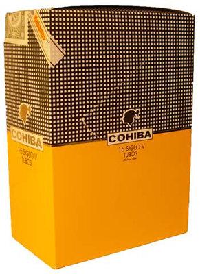 Сигары  Cohiba Siglo V Tubos вид 3