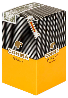 Сигары  Cohiba Siglo V вид 3