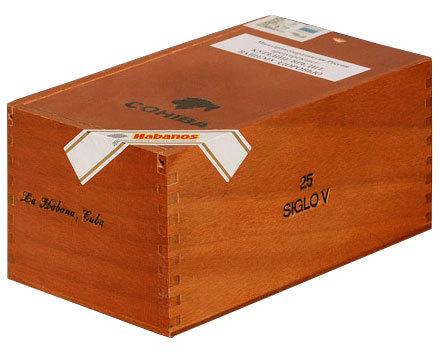 Сигары  Cohiba Siglo V вид 4