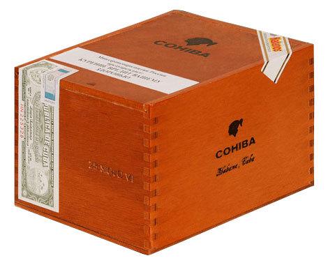 Сигары  Cohiba Siglo VI вид 3