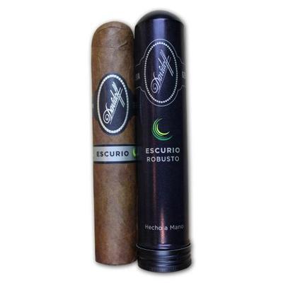 Сигары  Davidoff Escurio Robusto Tubos вид 1
