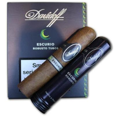 Сигары  Davidoff Escurio Robusto Tubos вид 2