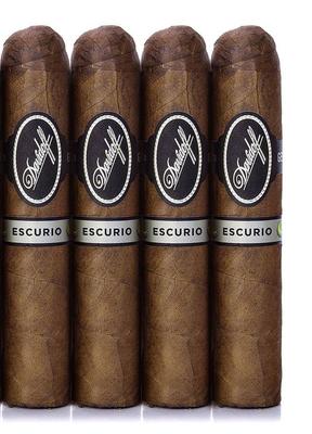 Сигары  Davidoff Escurio Robusto вид 1