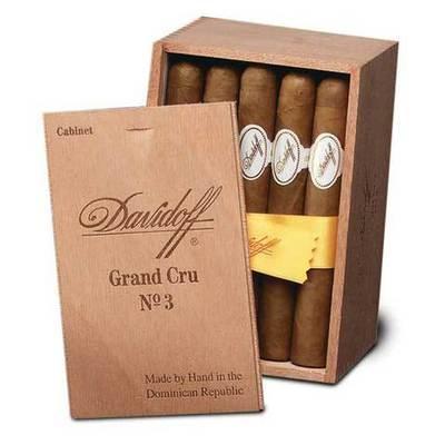 Сигары Davidoff Grand Cru No. 3 вид 3