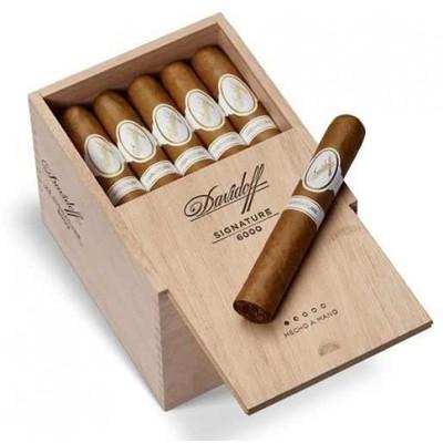 Сигары  Davidoff Signature 6000 вид 2