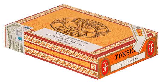 Сигары  Fonseca Delicias вид 2