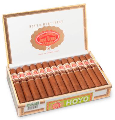 Сигары  Hoyo de Monterrey Anejados Hermosos No.4 вид 2