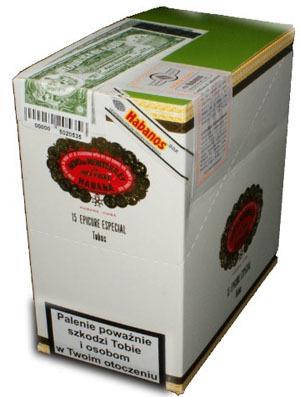 Сигары  Hoyo de Monterrey Epicure Especial Tubos вид 3