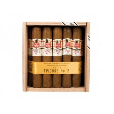 Сигары  Hoyo de Monterrey Epicure No2 вид 2