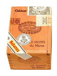 Сигары  Hoyo de Monterrey Le Hoyo du Maire вид 3