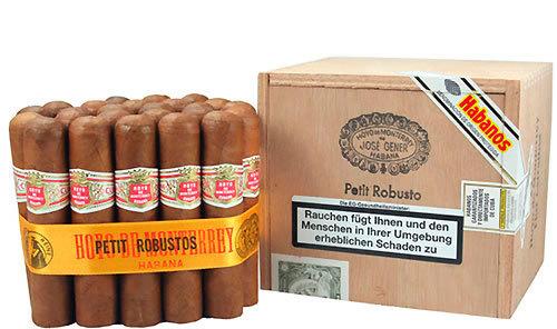 Сигары  Hoyo de Monterrey Petit Robusto вид 3