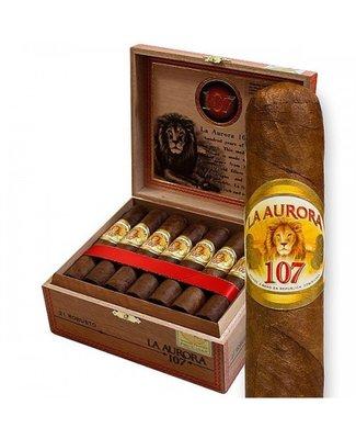 Сигары  La Aurora 107 Robusto вид 2