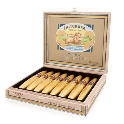 Сигары  La Aurora 1903 Preferidos Gold вид 4