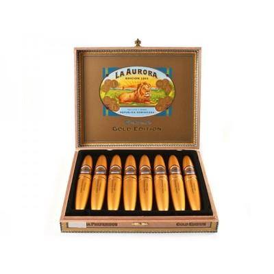 Сигары  La Aurora 1903 Preferidos Gold вид 3