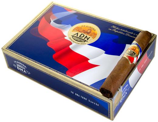 Сигары La Aurora ADN Dominicano Toro вид 1
