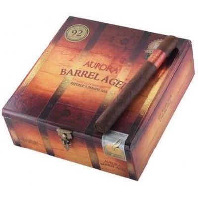 Сигары  La Aurora Barrel Aged Churchill вид 3