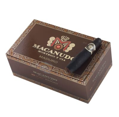 Сигары Macanudo Maduro Diplomat вид 3