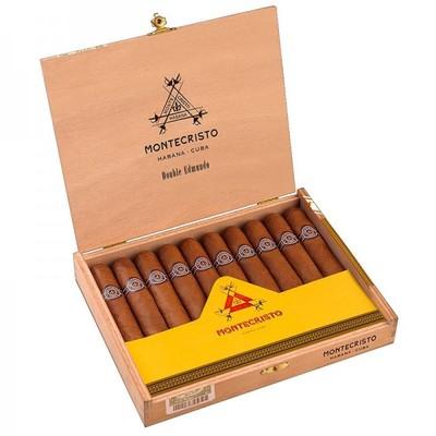 Сигары  Montecristo Double Edmundo вид 2