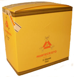 Сигары  Montecristo Edmundo Tubos вид 4
