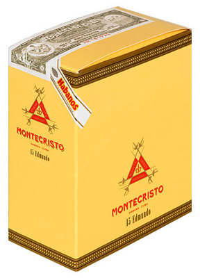 Сигары  Montecristo Edmundo вид 2