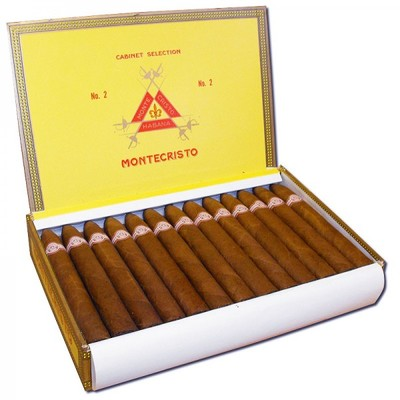 Сигары  Montecristo No 2 вид 4