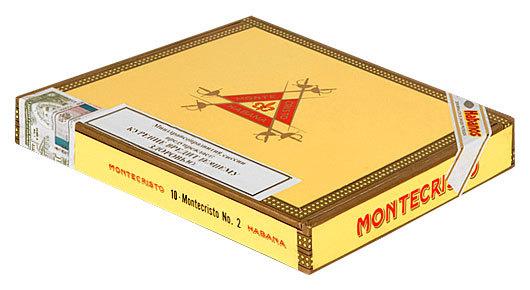 Сигары  Montecristo No 2 вид 3