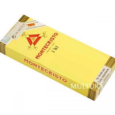 Сигары  Montecristo No 4 вид 2