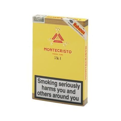 Сигары  Montecristo No 4 вид 3