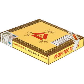 Сигары  Montecristo No 4 вид 5