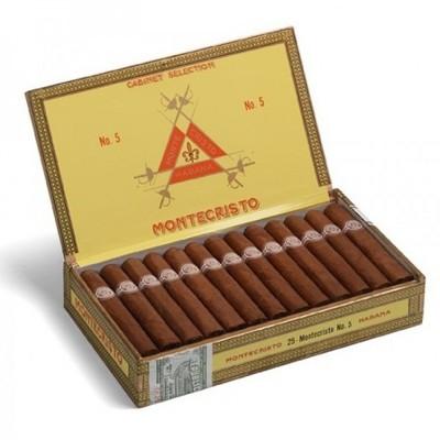 Сигары  Montecristo No 5 вид 3