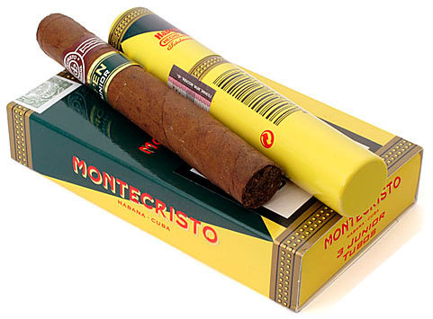 Сигары  Montecristo Open Junior Tubos вид 2