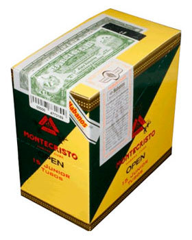 Сигары  Montecristo Open Junior Tubos вид 3