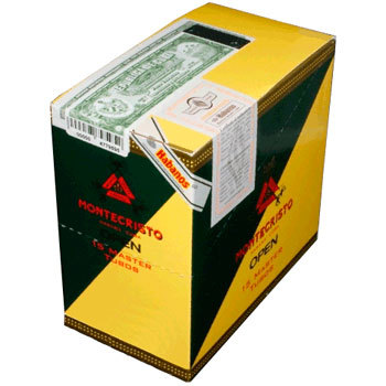 Сигары  Montecristo Open Master Tubos вид 2