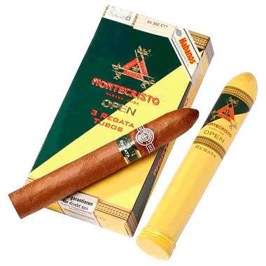 Сигары  Montecristo Open Regata Tubos вид 2