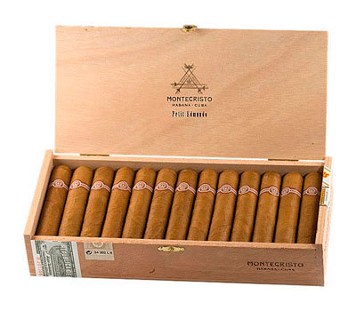 Сигары  Montecristo Petit Edmundo вид 2