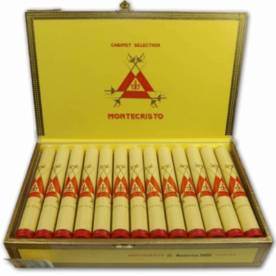 Сигары  Montecristo Tubos вид 4