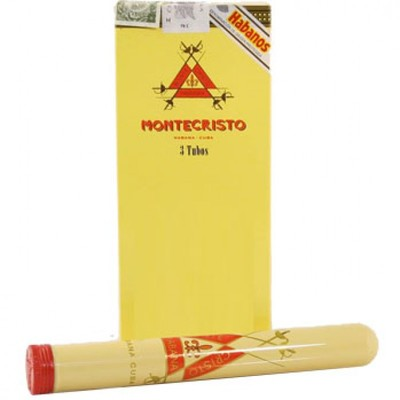 Сигары  Montecristo Tubos вид 2