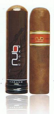 Сигары  NUB 460 Sun Grown Tubos вид 1