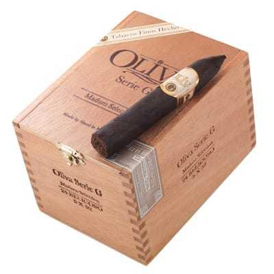Сигары  Oliva Serie G Belicoso вид 2