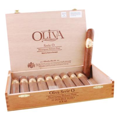 Сигары  Oliva Serie O Double Toro вид 2