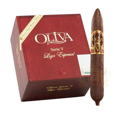 Сигары  Oliva Serie V Figurado Special вид 2