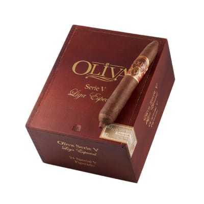 Сигары  Oliva Serie V Figurado Special вид 3