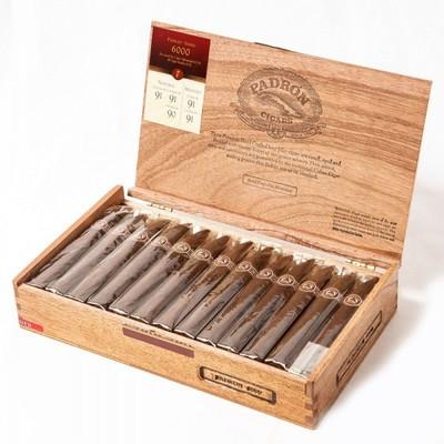 Сигары  Padron 6000 Maduro вид 3