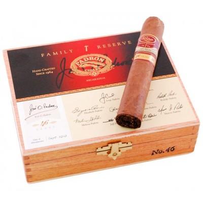 Сигары Padron Cigars Family Reserve 46 Years Toro вид 2