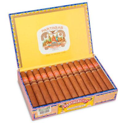 Сигары  Partagas Coronas Gordas Anejados 2015 вид 2