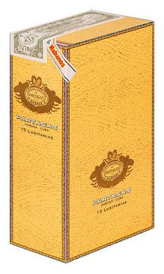 Сигары  Partagas Lusitanias вид 4